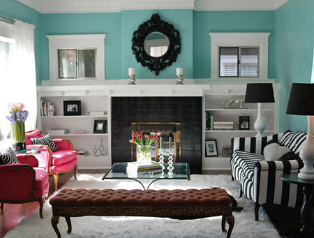 Turquoise-Aqua-living-room-interior-design-decor-interiors-via-sugarluxeblog