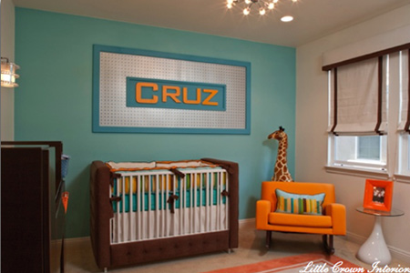 Turquoise-Aqua-nursery-room-interior-design-decor-interiors-via-LittleCrownInteriorsRetroNursery1