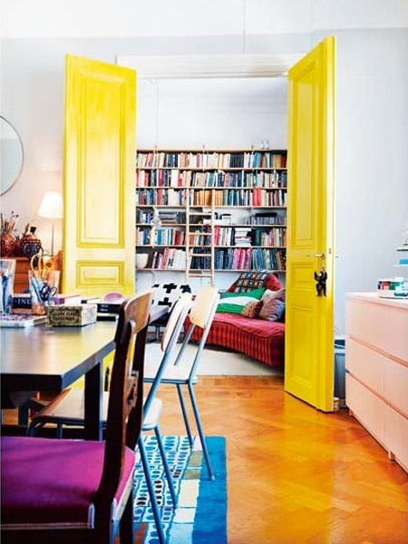 yellow interior decor « styled haven design blog
